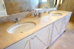 H?rlgasse, Dachbodenausbau, Bad, Handwaschbecken