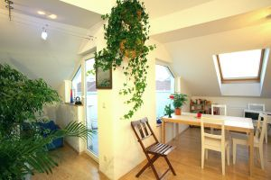 Rokitanskygasse, Wohnzimmer, Essbereich, Esszimmer, ( Ideal ist es, wenn ein direkter Terrassenzugang vom Esszimmer oder der Küchenbereich gegeben ist.)
